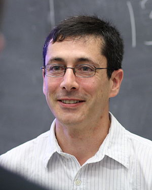 Dean Hachamovitch - Dean Hachamovitch, after a talk at Yale University (2008)