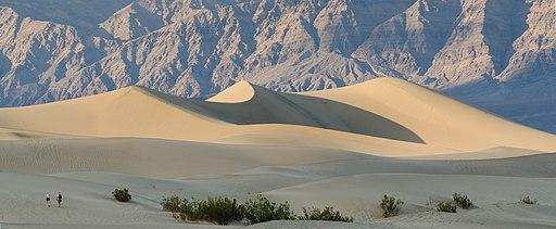 Death Valley Mesquite Flats Sand Dunes 2013