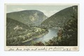 Delaware Water Gap from Winona Cliff, Pa (NYPL b12647398-62151).tiff