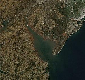 Delaware Bay - Delaware Bay in Winter