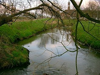 Demer - The Demer in Hasselt