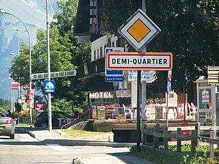 Demi-Quartier Commune in Auvergne-Rhône-Alpes, France