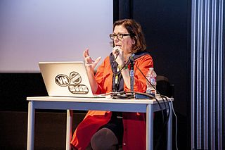Denise Gonzales Crisp graphic designer and author from the United States