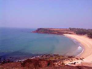 Konkan - Deogad Beach in Sindhudurg district, Konkan region,Maharashtra