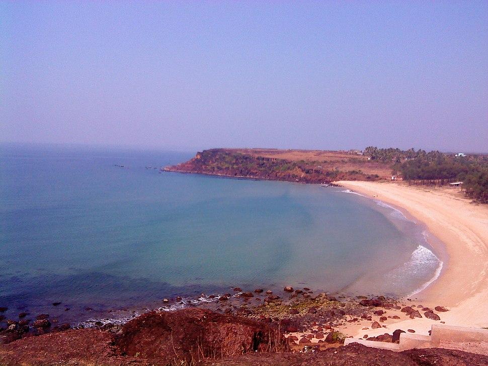 Deogad Beach in Sindhudurg district ,Konkan region Maharashtra, India