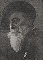 "Der Verfasser des Festspiels ""Hollands Blütezeit"" Maler Eduard Daelen als Rembrandt, 1912.jpg"