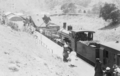 Derailment at Old Stanwell Park railway station, 1907 (cropped).png