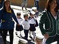 Desfile infantil en el Día de las Glorias Navales, en Pisco Elqui, Chile.jpg