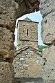 Detall del campanar de la capella de Sant Martí de la Plana.JPG