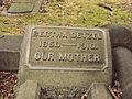 Detzel Plot, Ridgelawn Cemetery, 2015-08-18, 05.jpg