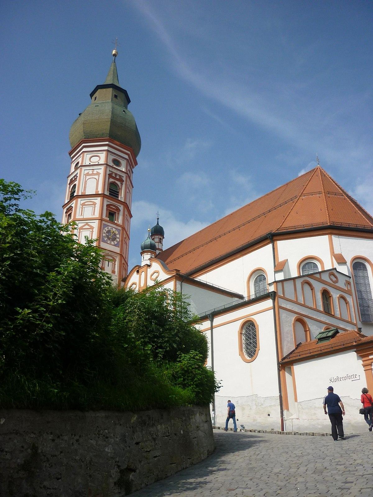 Kloster Andechs – Wikipedia