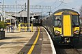 Didcot - GWR 387146+387147 connect with 165126.JPG