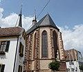 Die spätgotische katholische Pfarrkirche St. Ulrich wurde zwischen 1444 und 1473 erbaut. - panoramio.jpg