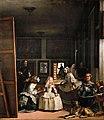 Diego Velázquez Las Meninas Die Hoffräulein.jpg