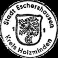 Dienstsiegel Stadt Eschershausen Kreis Holzminden 1 20000824.png