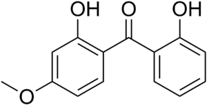 Dioxybenzone - Image: Dioxybenzone