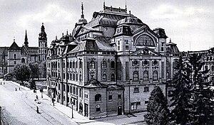 Divadlo Kosice 1900
