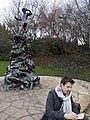 Doc Pastor en Kensington Gardens.jpg