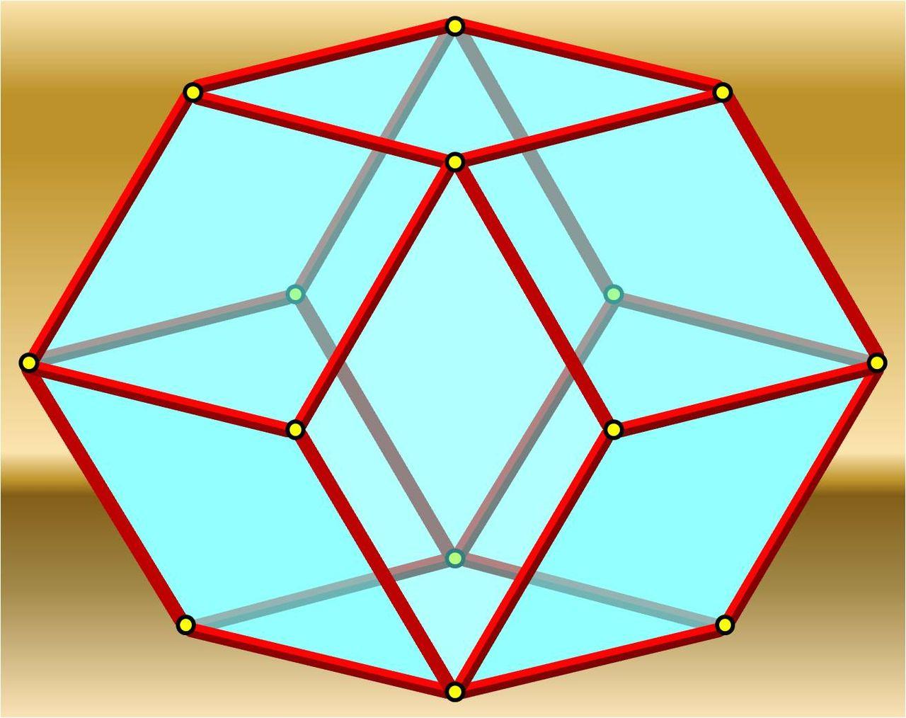 File:Dodecaedro rombico aureo.JPG - Wikimedia Commons