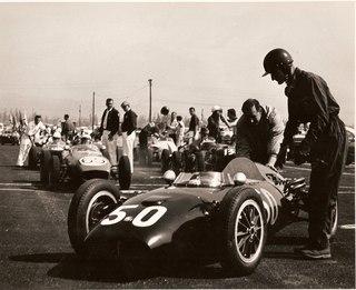 Ken Miles British racing driver