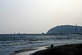 Dolphin nose hill view from RK Beach.JPG