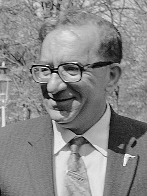 Maltese general election, 1962 - Image: Dom Mintoff (1974)