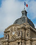 Dome and center top part of Palais du Luxemburg, South-West View 140116 1.jpg