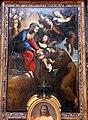 Domenichino, madonna col bambino e san francesco, 1630, 01.jpg
