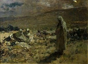 Domenico Morelli - Cristo che veglia gli apostoli.jpg
