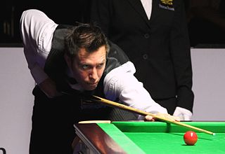 Dominic Dale Welsh snooker player