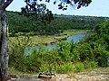 Dominikanische Republik, La Romana – Altos de Chavon - Río de Chavon - panoramio.jpg