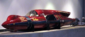 Big Red (motorcycle) - Image: Don Vesco Speed Racer