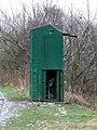 Doo hut by the canal - geograph.org.uk - 1176461.jpg