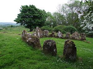 Dunloy - Dooey's Cairn