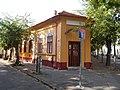 Door-wide house. - Köztársaság Street, Vác.JPG