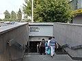 Dostoevskaya station entry (Вход на станцию Достоевская) (4923349039).jpg