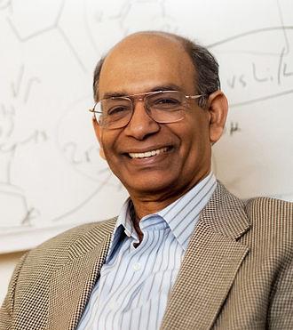 Kuzhikalail M. Abraham - Image: Dr Kuzhikalail M Abraham, 25 July 2015