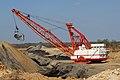 Dragline, Luminant Energy Kosse lignite mine (5556780431).jpg