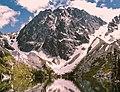 Dragontail Peak seen from Colchuck Lake.jpg
