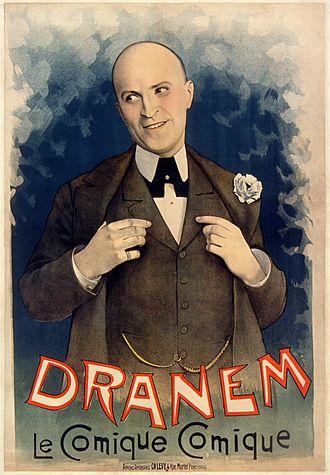 Dranem - Dranem, 1895 poster