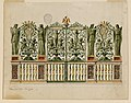 Drawing, Project for chapel gate, 1845 (CH 18116297).jpg