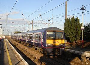 North Berwick Branch - Image: Drem Station 01