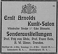 Dresdner Journal 1906 003 Kunstsalon Arnold.jpg