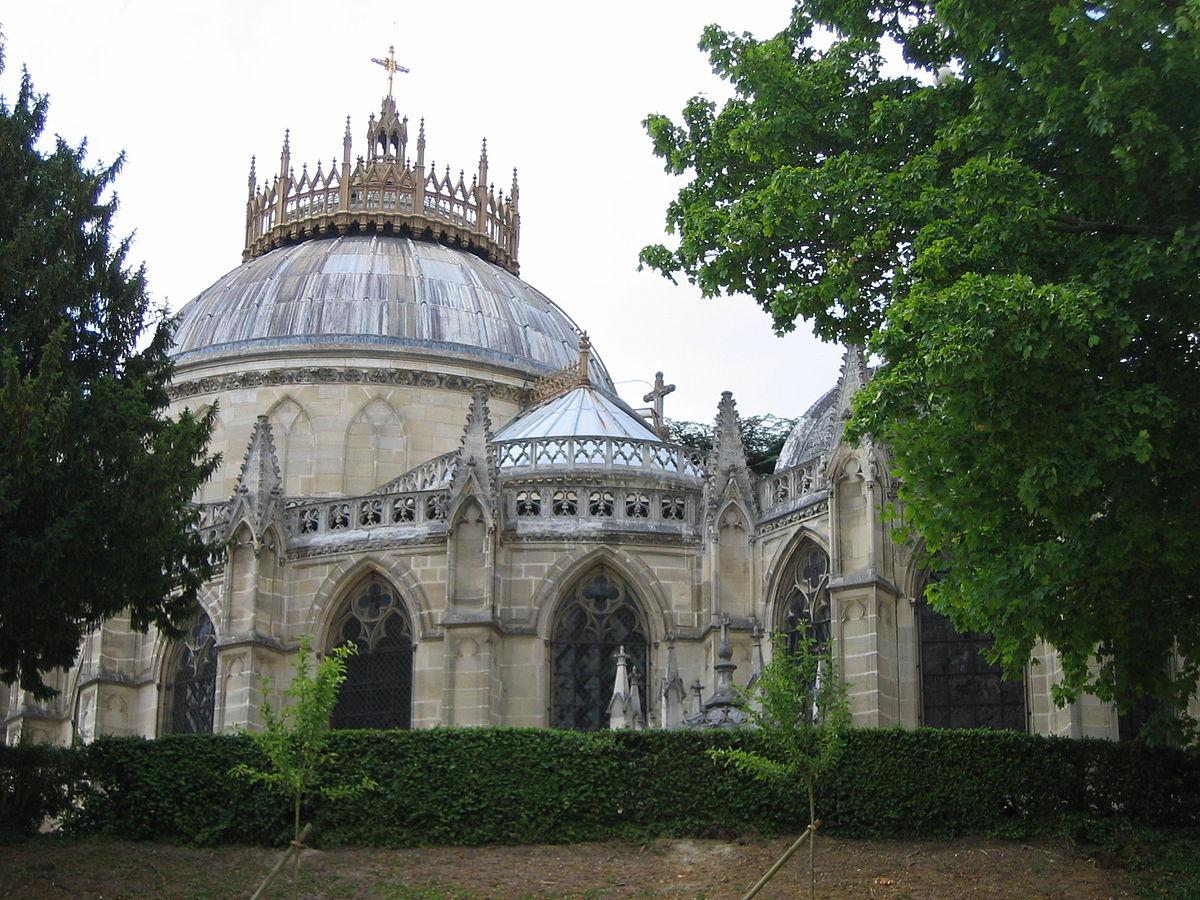 Préférence Chapelle royale de Dreux — Wikipédia SJ67