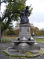 Drinking water fountain, Clapham Common (geograph 5200429).jpg