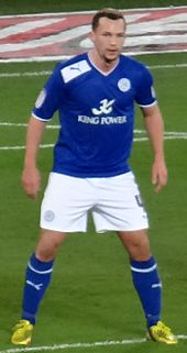 4a13547149 Drinkwater playing for Leicester City in 2013