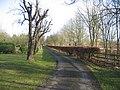 Driveway to Redhill Farm - geograph.org.uk - 122580.jpg