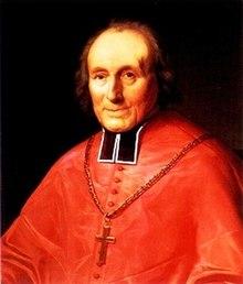 Kölner Erzbischof Clemens August Droste zu Vischering (Quelle: Wikimedia)