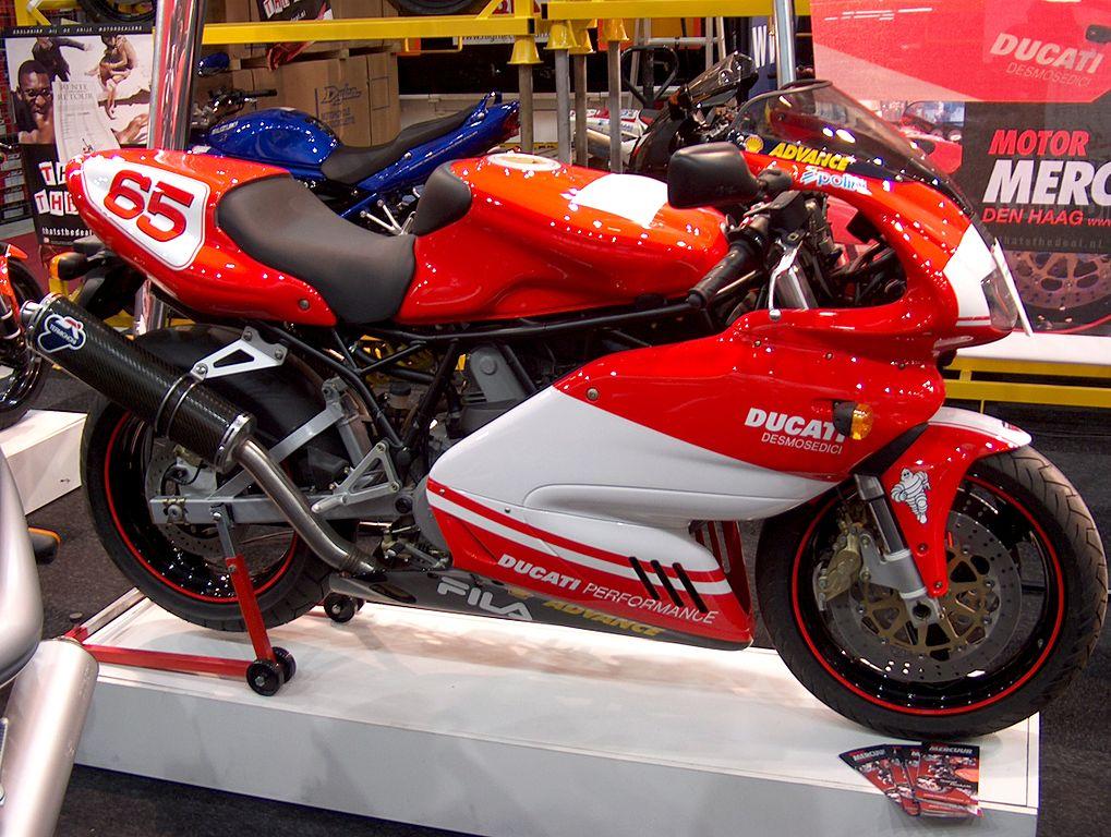 Ducati Supersport  Cafe Racer