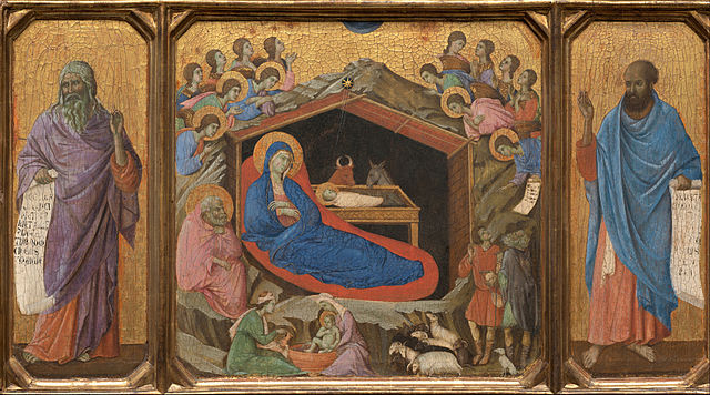 640px-Duccio_di_Buoninsegna_-_The_Nativity_with_the_Prophets_Isaiah_and_Ezekiel_-_Google_Art_Project.jpg (640×356)